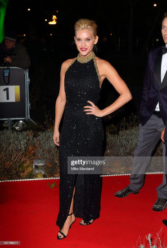 Ashley Roberts attends the Sun Military Awards at Imperial War Museum on December 6, 2012 in London, England.