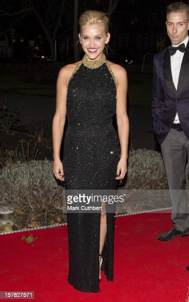 Ashley Roberts attends the Sun Military Awards at Imperial War Museum on December 6 2012 in London England