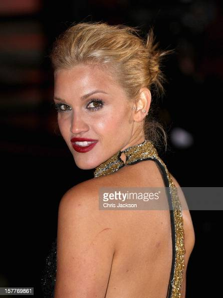Ashley Roberts attends the Sun Military Awards at the Imperial War Museum on December 6 2012 in London England