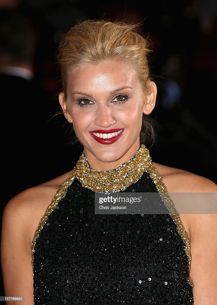 Ashley Roberts attends the Sun Military Awards at the Imperial War Museum on December 6, 2012 in London, England.