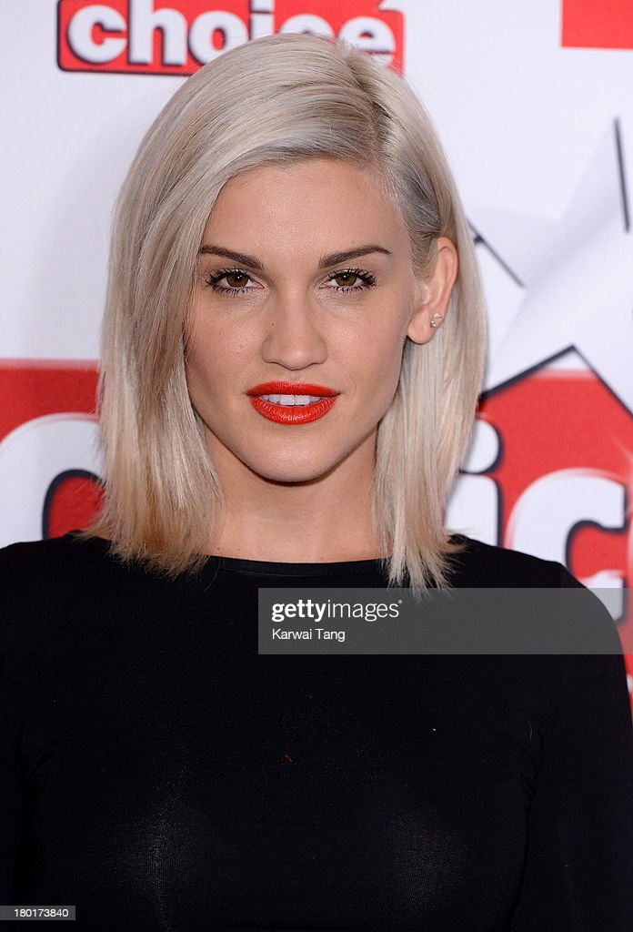 Ashley Roberts attends the TV Choice Awards 2013 at The Dorchester on September 9, 2013 in London, England.