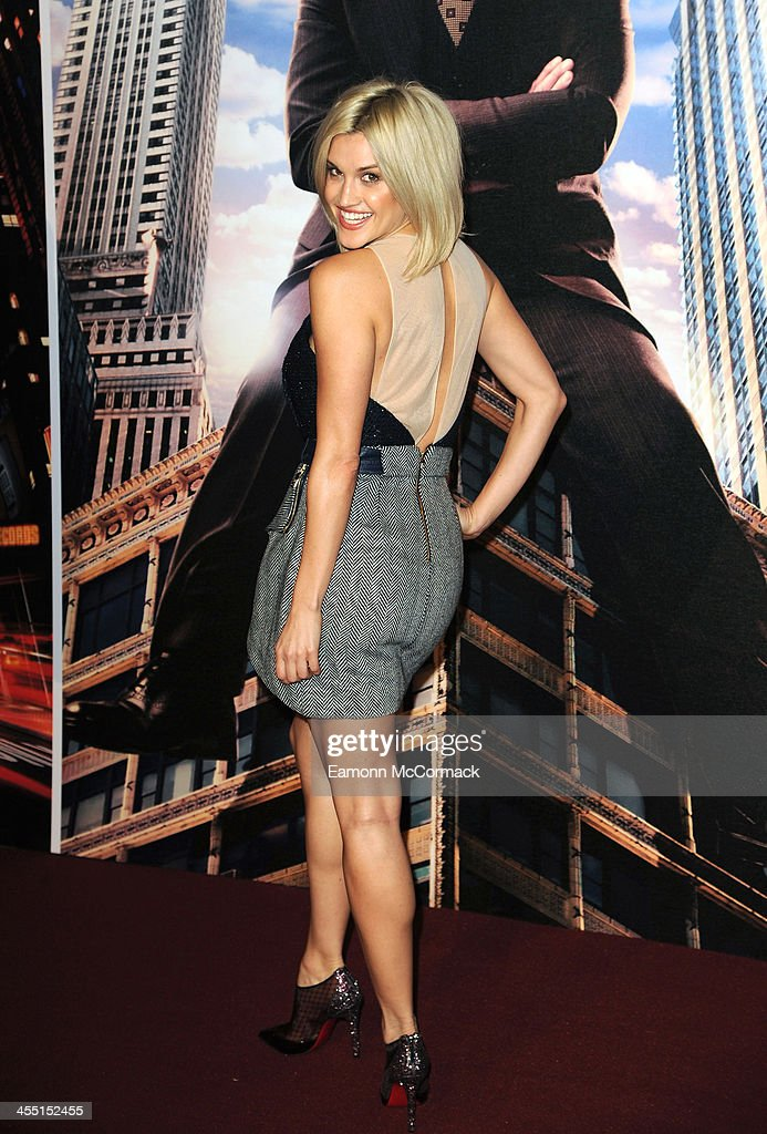 <a gi-track='captionPersonalityLinkClicked' href=/galleries/search?phrase=Ashley+Roberts&family=editorial&specificpeople=678961 ng-click='$event.stopPropagation()'>Ashley Roberts</a> attends the UK premiere of 'Anchorman 2: The Legend Continues' at Vue West End on December 11, 2013 in London, England.