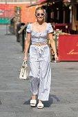 London Celebrity Sightings - July 20, 2021