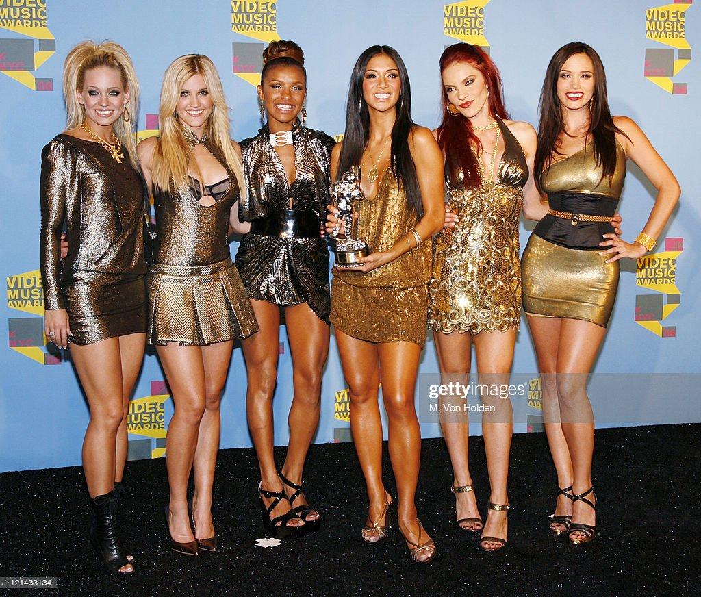 2006 MTV Video Music Awards - Press Room