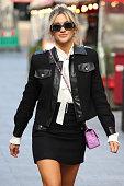 London Celebrity Sightings - October 15, 2020