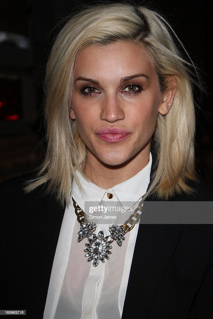 Ashley Roberts sighting on October 10, 2013 in London, England.