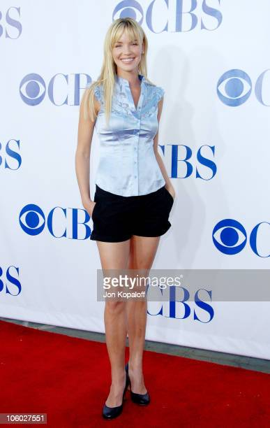 Ashley Scott during CBS 2006 TCA Summer Press Tour Party at Rosebowl in Pasadena California United States
