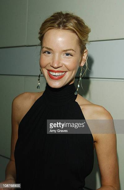 Ashley Scott during Drug Policy Alliance Benefit April 10 2006 at The Skirball Center in Los Angeles California United States