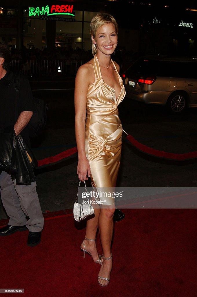 Ashley Scott Walking Tall Dance Ashley Scott   ...