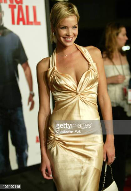 Ashley Scott during 'Walking Tall' Premiere at Grauman's Chinese Theatre in Hollywood CA United States