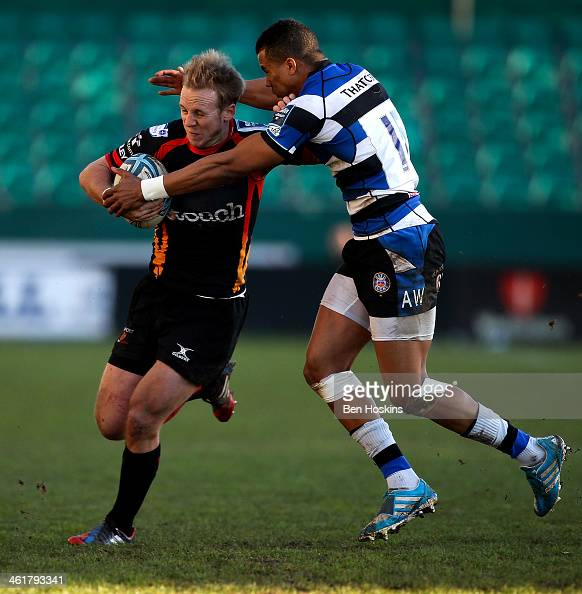Anthony Watson Bath Rugby Stock Photos And Pictures