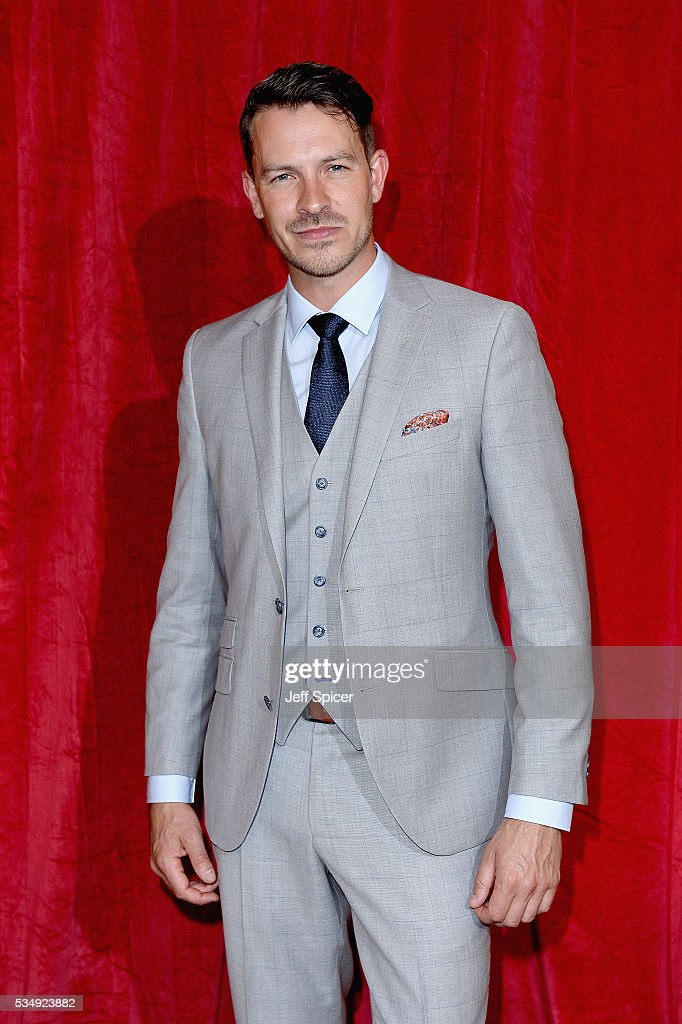 <a gi-track='captionPersonalityLinkClicked' href=/galleries/search?phrase=Ashley+Taylor+Dawson&family=editorial&specificpeople=646363 ng-click='$event.stopPropagation()'>Ashley Taylor Dawson</a> attends the British Soap Awards 2016 at Hackney Empire on May 28, 2016 in London, England.