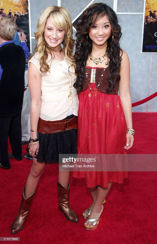 """Brenda Song And Ashley Tisdale """"The Great..."""