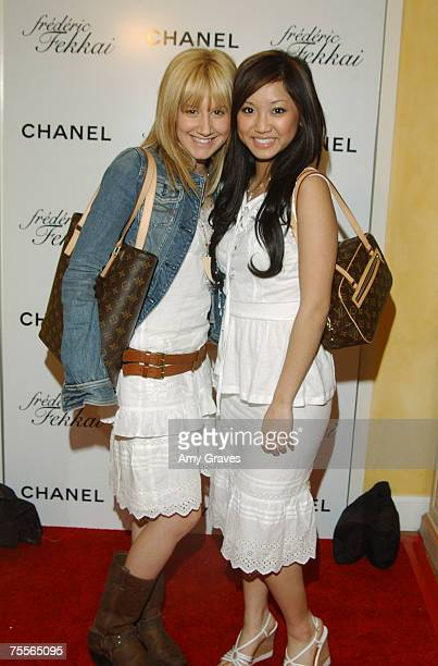 Brenda Song And Ashley Tisdale Brenda Song 200...