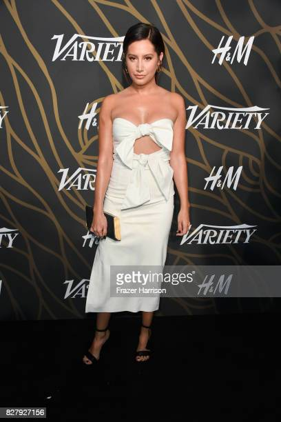 Ashley Tisdale attends Variety Power of Young Hollywood at TAO Hollywood on August 8 2017 in Los Angeles California