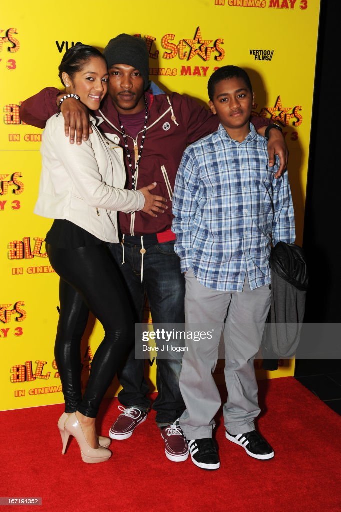 <a gi-track='captionPersonalityLinkClicked' href=/galleries/search?phrase=Ashley+Walters&family=editorial&specificpeople=761168 ng-click='$event.stopPropagation()'>Ashley Walters</a> attends the UK premiere of 'All Stars' at The Vue West End on April 22, 2013 in London, England.