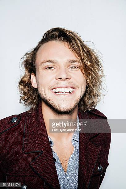 Ashton Irwin of Australian rock band 5 Seconds of Summer is photographed for Billboard Magazine on September 1 2015 in New York City PUBLISHED IMAGE