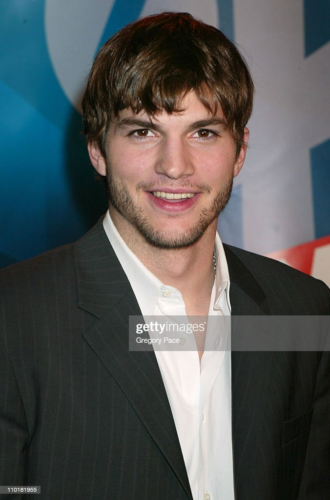 <a gi-track='captionPersonalityLinkClicked' href=/galleries/search?phrase=Ashton+Kutcher&family=editorial&specificpeople=202015 ng-click='$event.stopPropagation()'>Ashton Kutcher</a> during FOX TV Network 2003 2004 UpFront Party - Arrivals at Ciprianis at Grand Central Station in New York City, New York, United States.