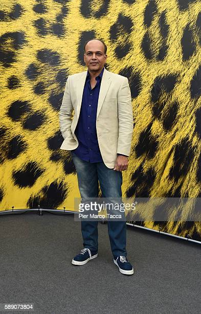 Ashutosh Gowaeriker attends 'Mohenjo daro' photocall during the 69th Locarno Film Festival on August 13 2016 in Locarno Switzerland