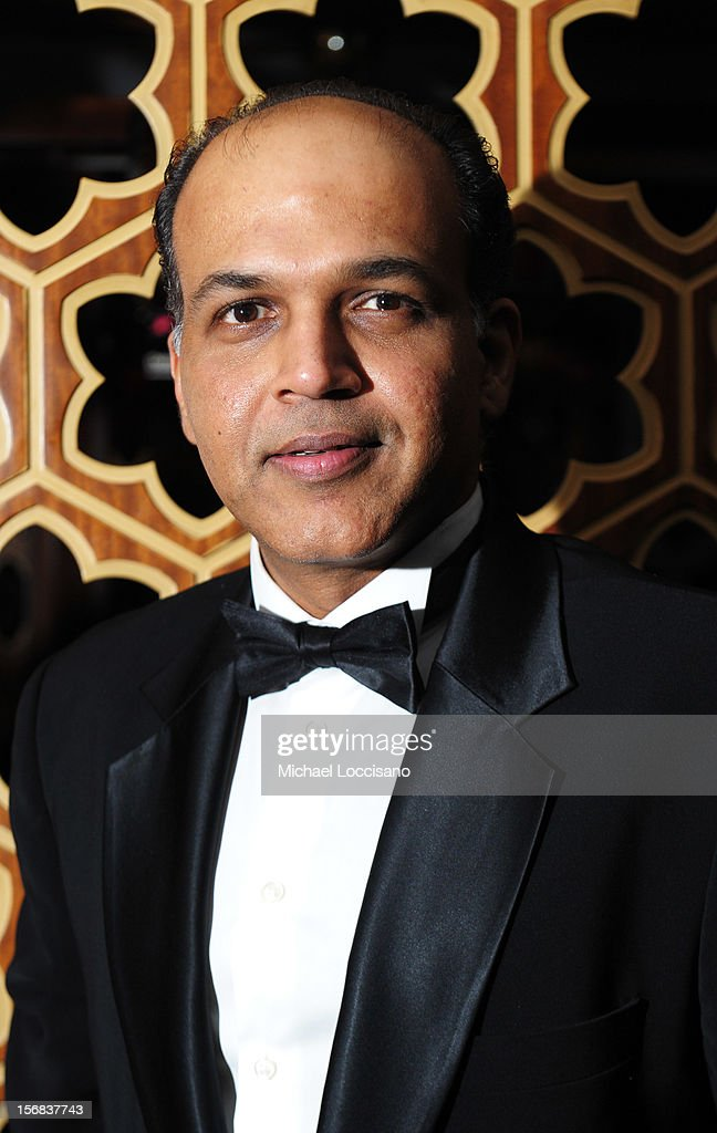 Ashutosh Gowariker attends the Awards After Party during 2012 Doha Tribeca Film Festival at W Hotel on November 22, 2012 in Doha, Qatar.