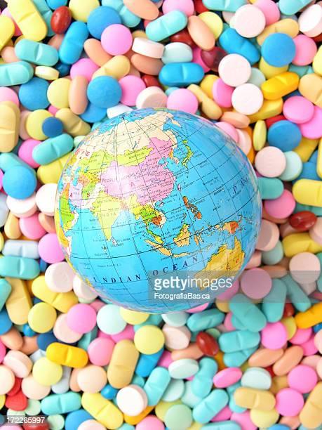 Asia ED Oceania su farmaci