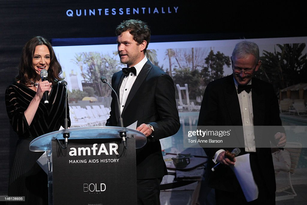 <a gi-track='captionPersonalityLinkClicked' href=/galleries/search?phrase=Asia+Argento&family=editorial&specificpeople=856947 ng-click='$event.stopPropagation()'>Asia Argento</a> and <a gi-track='captionPersonalityLinkClicked' href=/galleries/search?phrase=Joshua+Jackson+-+Actor&family=editorial&specificpeople=208160 ng-click='$event.stopPropagation()'>Joshua Jackson</a> attend amfAR's Cinema Against AIDS auction at Hotel Du Cap on May 24, 2012 in Antibes, France.