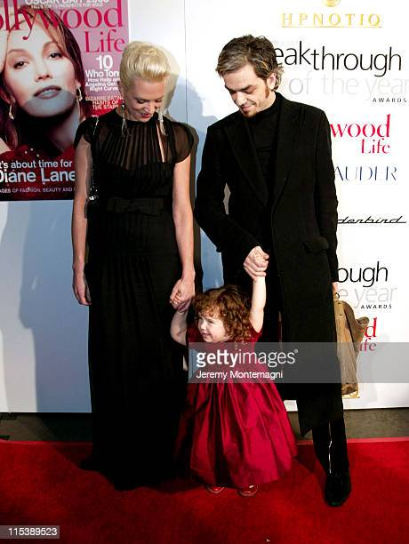 Asia Argento daughter Annalou and Marco 'Morgan' Castoldi