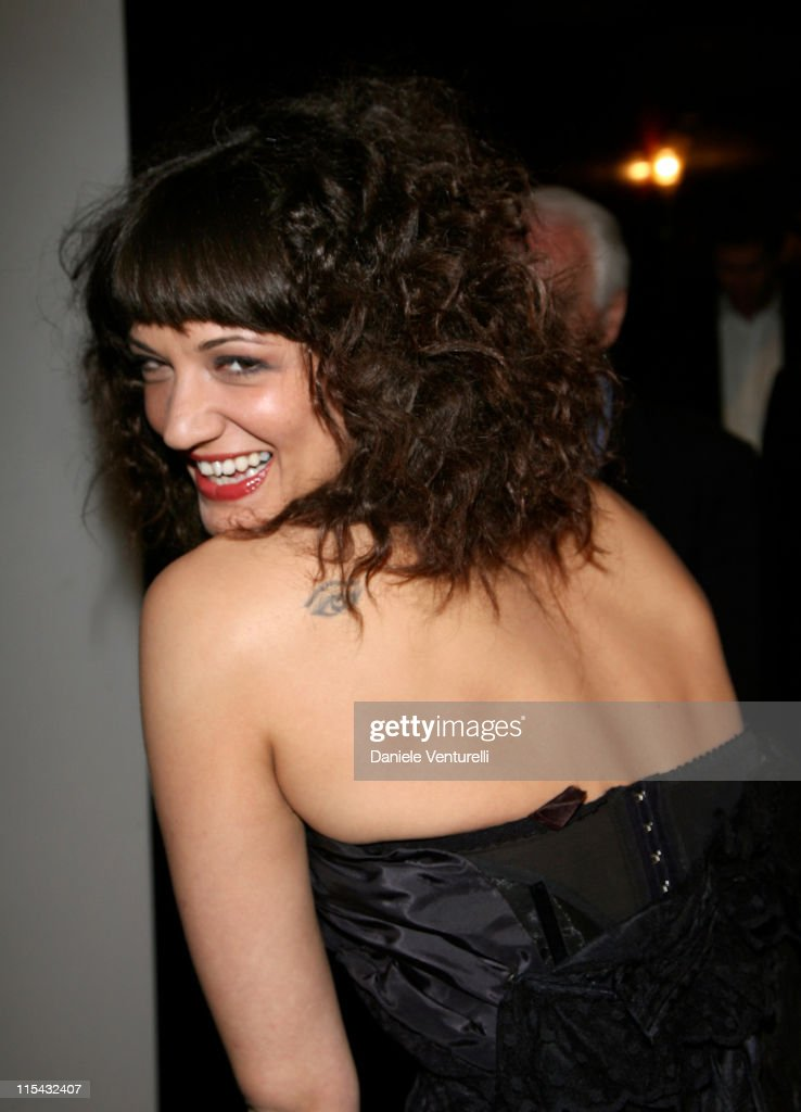 "2007 Cannes Film Festival - ""Go Go Tales"" Premiere - After Party"