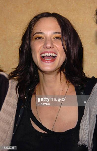 Asia Argento during 'The Heart is Deceitful Above All Things' New York City Premiere at Loews EWalk in New York City New York United States