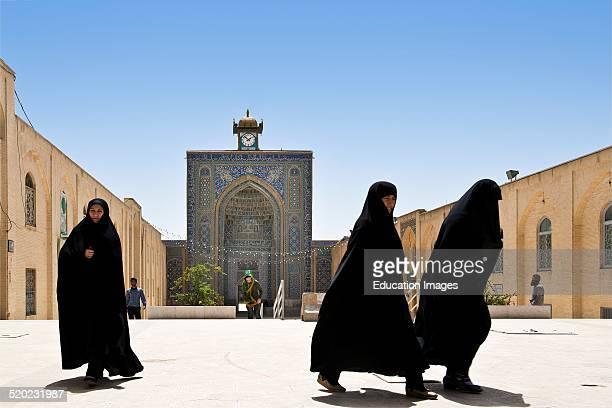 Asia Iran Kerman Friday Mosque