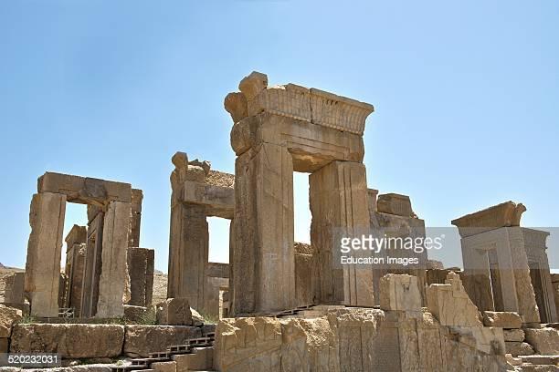 Asia Iran Persepolis archaeological site