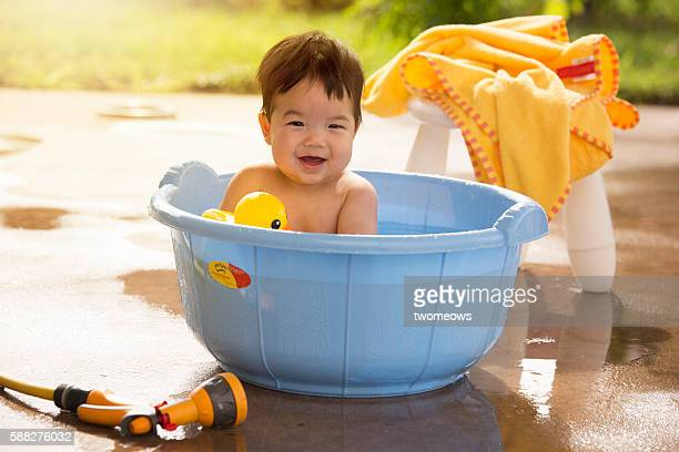 Bathing Tube Stock Photos And Pictures Getty Images