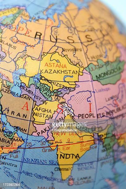 Los países asiáticos