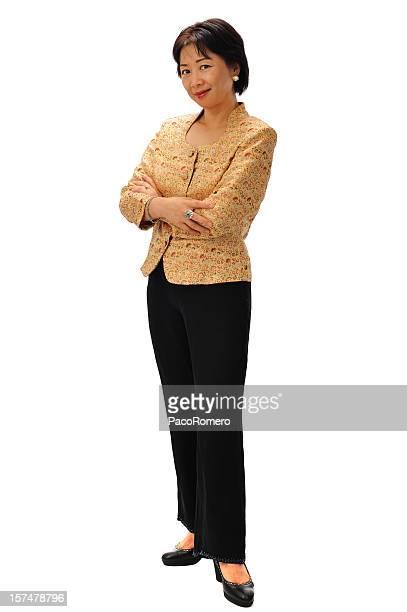 Asiatische executive