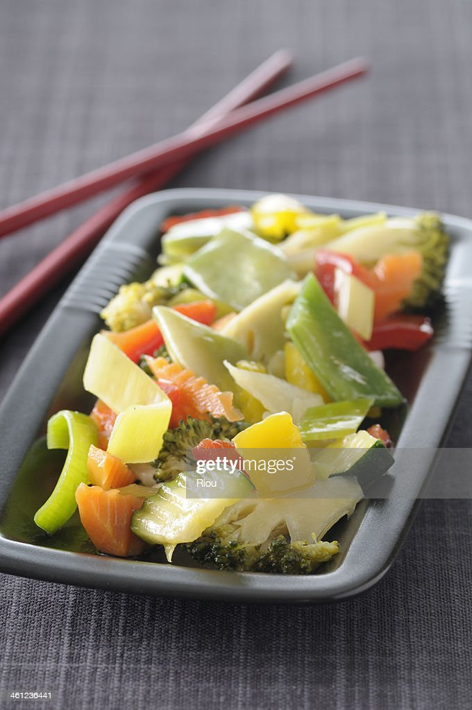 asian food vegetable : Stock Photo