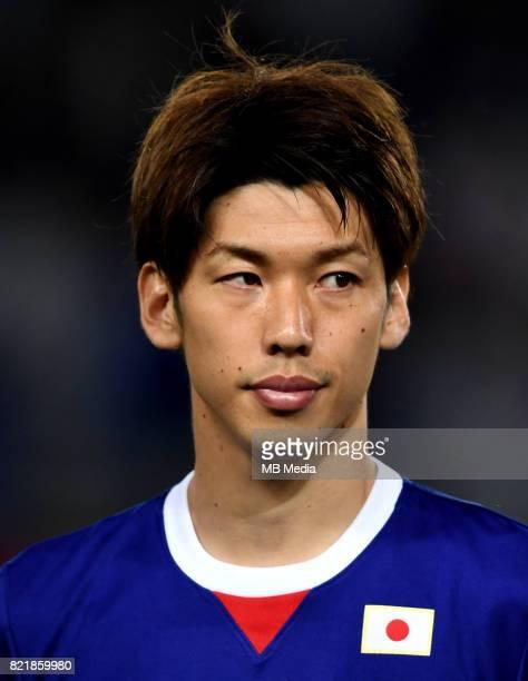 Asian Football Confederation World Cup Fifa Russia 2018 Qualifier / 'nJapan National Team Preview Set 'nYuya Osako