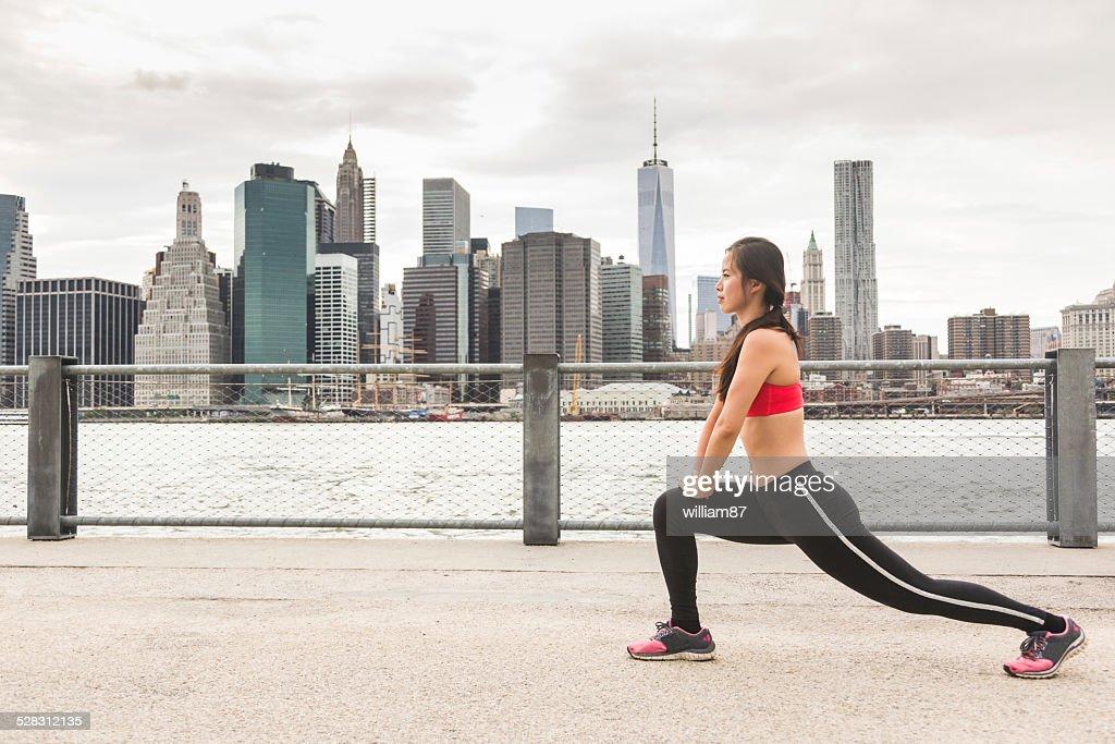 Asian girl new york