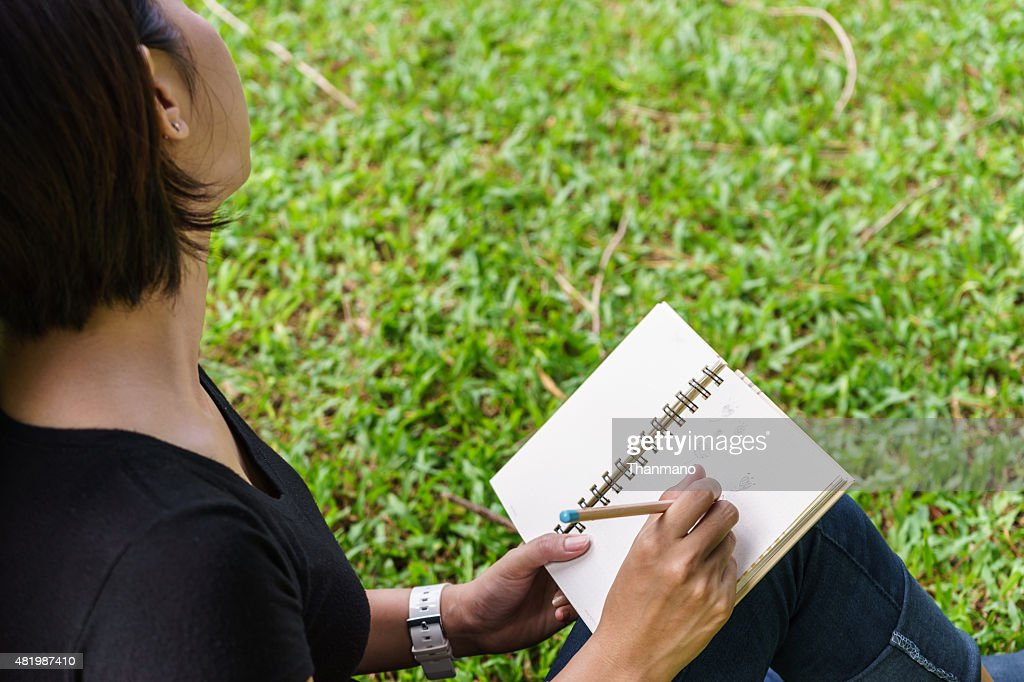 writing in nature