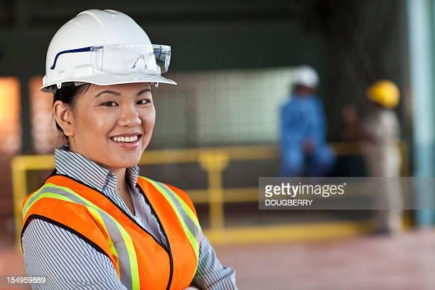 アジア工業労働者