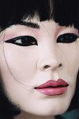 Asian mannequin face