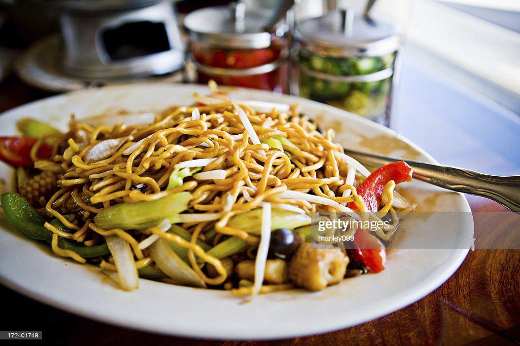 Asian Noodle Dish 107