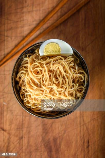 Asian Noodle in Soy Sauce