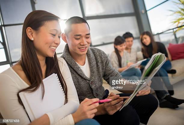 アジア人の勉強