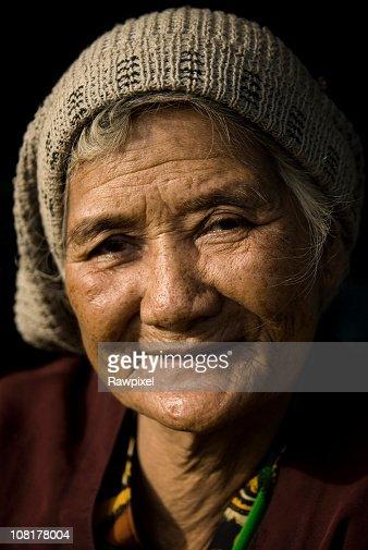 Asian Portraits : Stock Photo