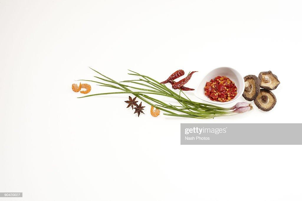 Asian spice : Stock Photo