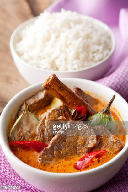 Asian Stills: Beef Curry with Cinnamon and Star Anise