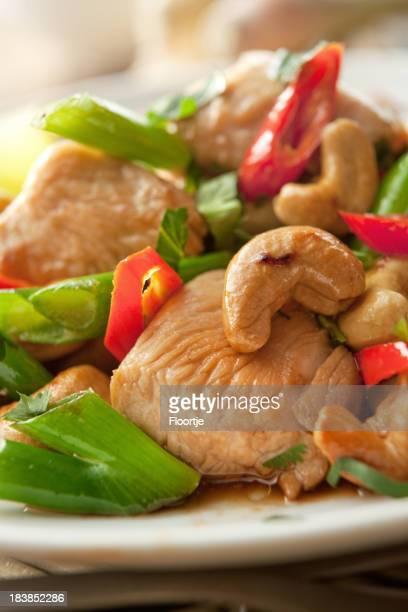 Asian Stills: Stir Fried Chicken and Cashew