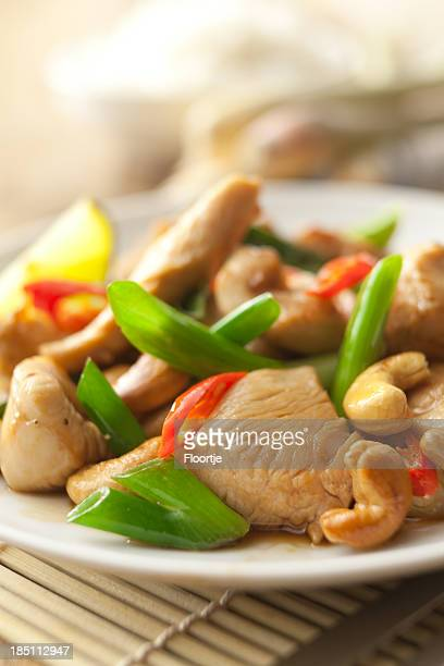 Asian Stills: Stir Fried Chicken and Cashew