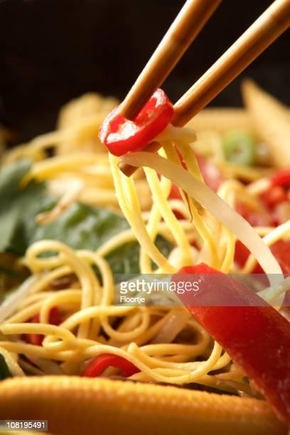 Asian Stills: Stir Fried Noodles