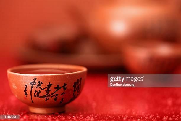 Asiatische Tee